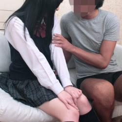 """<span class=""""title"""">エッチ好きそうなJKコスお姉さんが制服姿で淫乱ボディを見せてくれる画像をじっくり楽しむスレ[23枚]</span>"""