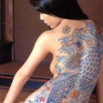 刺青&タトゥーが入った極道の女が卑猥な感じになった画像の素晴らしさを実感するスレ[54枚]