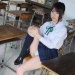 女子高コス美女が制服でエッチな姿になった画像って、ガチ勃起するよな?[42枚]
