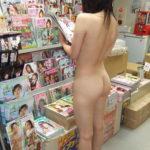 女の子が全裸でナマ露出してる画像をじっくり楽しむスレ[34枚]