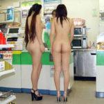 美人が全裸で露出してる画像祭はココです[34枚]