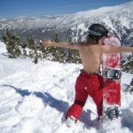色っぽい美女が雪が積もった北国で全裸で過激に露出してる画像が即ヌキ確実ww[26枚]