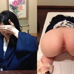 可愛いお姉さんが後背位SEXを楽しんでる画像がたまらんエロさ[32枚]