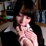美人が足指の間をペロペロしてくれる画像見ようぜ[21枚]