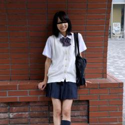 女子高コス美女が制服姿でHな事してくれる画像でオナろうぜ![27枚]