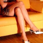 美人さんが脚を組んで卑猥なポーズしてる画像がめちゃシコ[24枚]