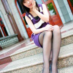 可愛い女の子がハイヒールでHな太ももを見せてくれる画像って、結構ヌケるんだよな[46枚]