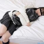 エッチ好きそうな女子●生が制服姿で中出しされてる画像をじっくり楽しむスレ[25枚]