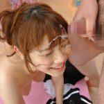 可愛いお姉さんが生ハメ&顔射されてる画像、どれが一番抜ける?[34枚]