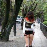 女の子が破廉恥ミニスカでエロい尻してる画像って必ず抜けるよね[43枚]