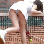 結構可愛い女の子がテニスウェアで誘惑してくる画像を今晩のオカズにww[24枚]