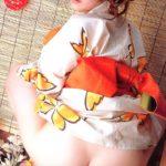 女の子が和服浴衣でエロいサービスしてる画像、一見の価値あり[38枚]