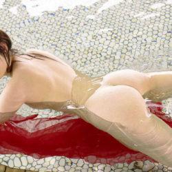 """<span class=""""title"""">エッチな美女が全裸でエロいケツラインを強調してる画像を今晩のオカズにww[37枚]</span>"""