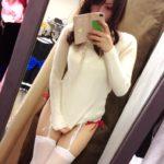 Gカップ巨乳の女の子が着衣で卑猥なボディを見せてくれる画像まとめ[46枚]