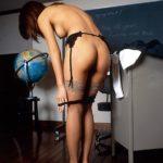 色気のある女がガーターでエッチな美脚を丸出しにしてる画像集めてみた[27枚]