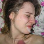 色気のある外人お姉さんが顔に精液かけられてる画像を眺めようジャマイカ[20枚]