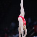 結構可愛い体操選手がマンコの形を見せちゃってる画像が欲しいんだが[18枚]