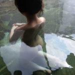 色っぽい美人が露天風呂でエッチなおねだりしてる画像が即ヌキ確実ww[42枚]