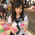 【画像+動画】原宿駅の近くで意気投合した色っぽいJKが制服姿で尻を突き出しでSEXする画像が勃起不可避ww[25枚]
